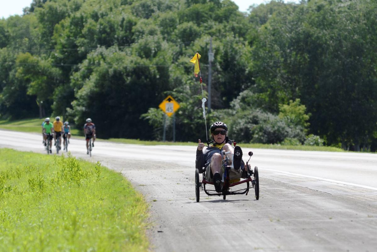 MS Bike Across Minnesota makes stop in Waseca