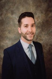 Michael Johnson, Waseca County Administator, Mug