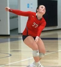 Waterville-Elysian-Morristown shows off its top ranking on court