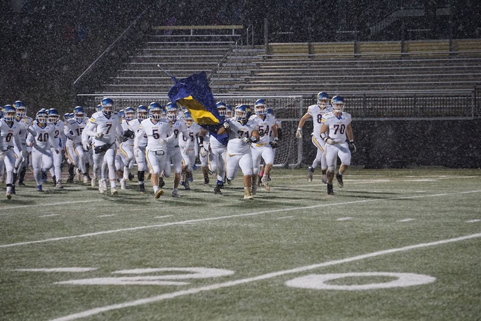 Bluejay football suffers road loss to Tigers