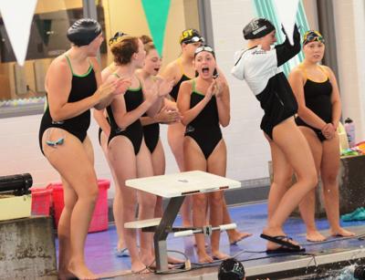 Faribault girls swim and dive
