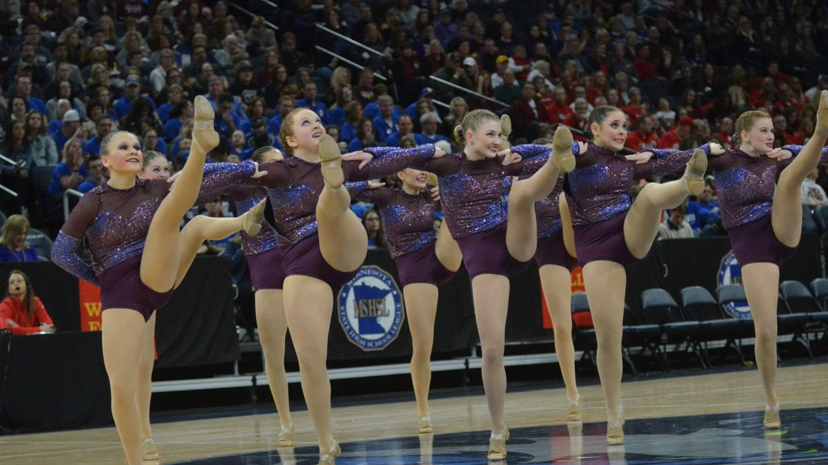 Emeralds earn fifth straight medal at state high kick