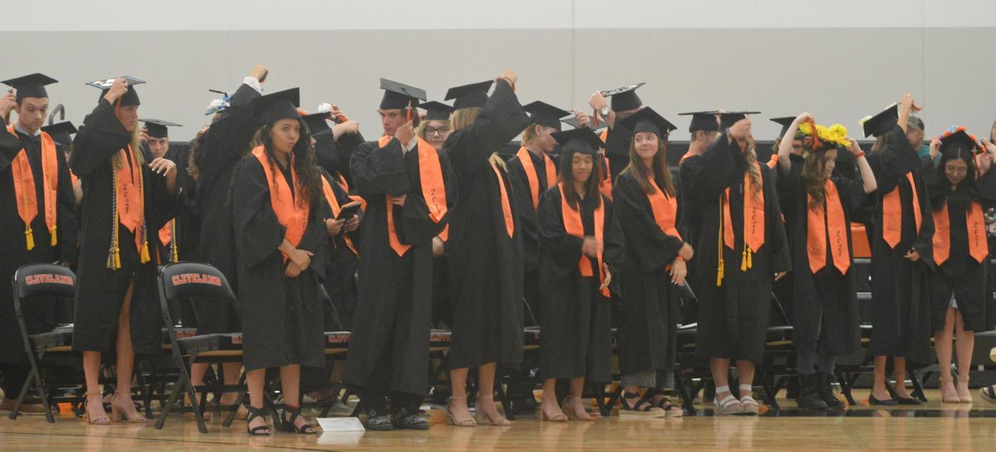 Cleveland graduation 2