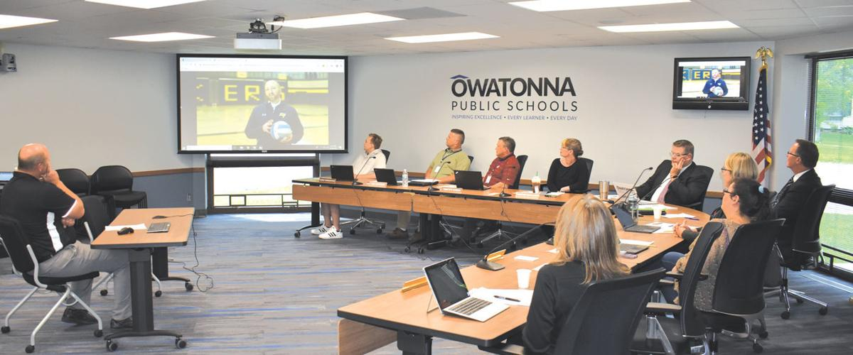 Owatonna school board approves preliminary budget for FY 2020