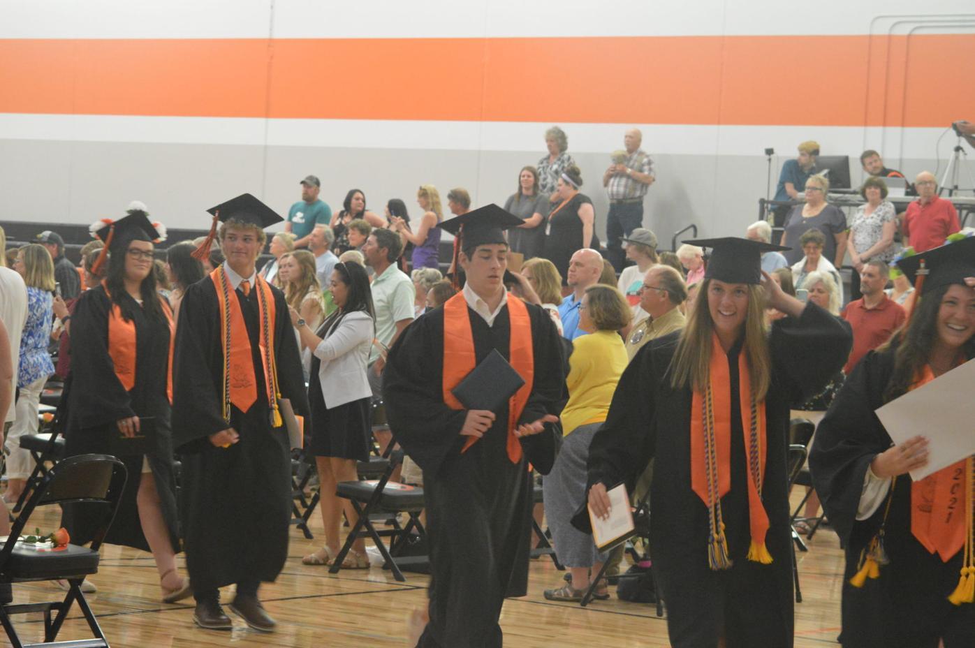 Cleveland graduation 1