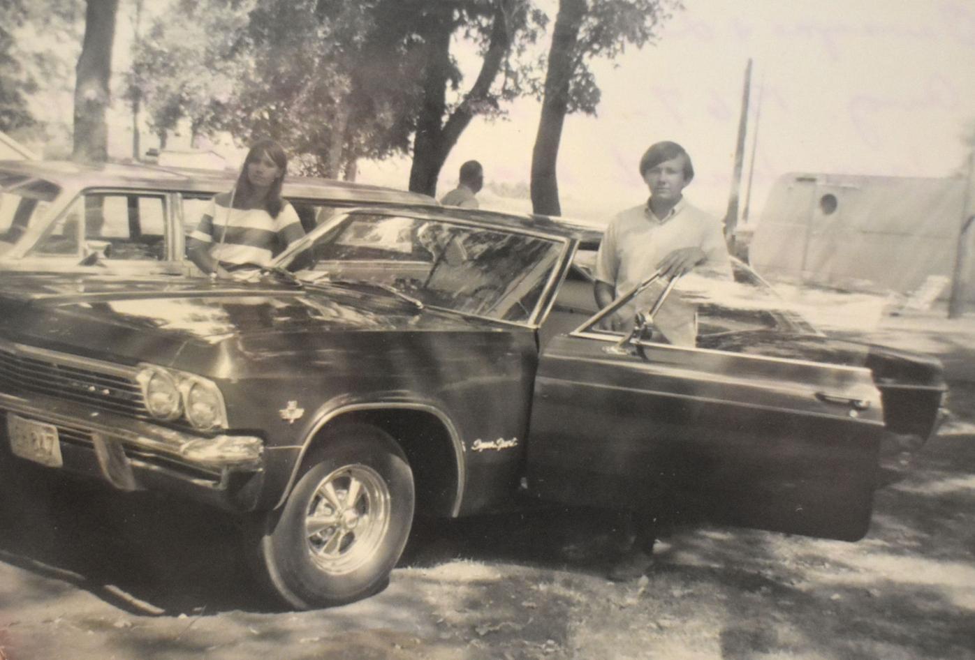Dwayne and 1965 Chevy Impala SS.jpg