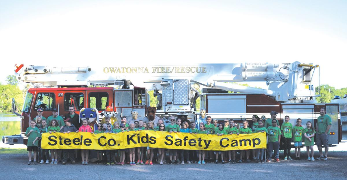 Kids Safety Camp 1