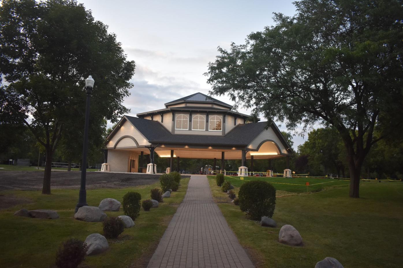 Minnesota Square Park Pavilion