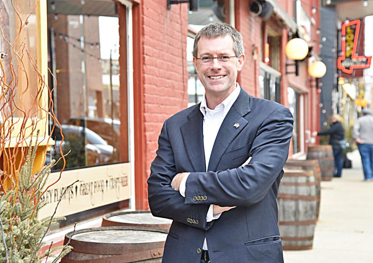 Rochester native announces run for Congress