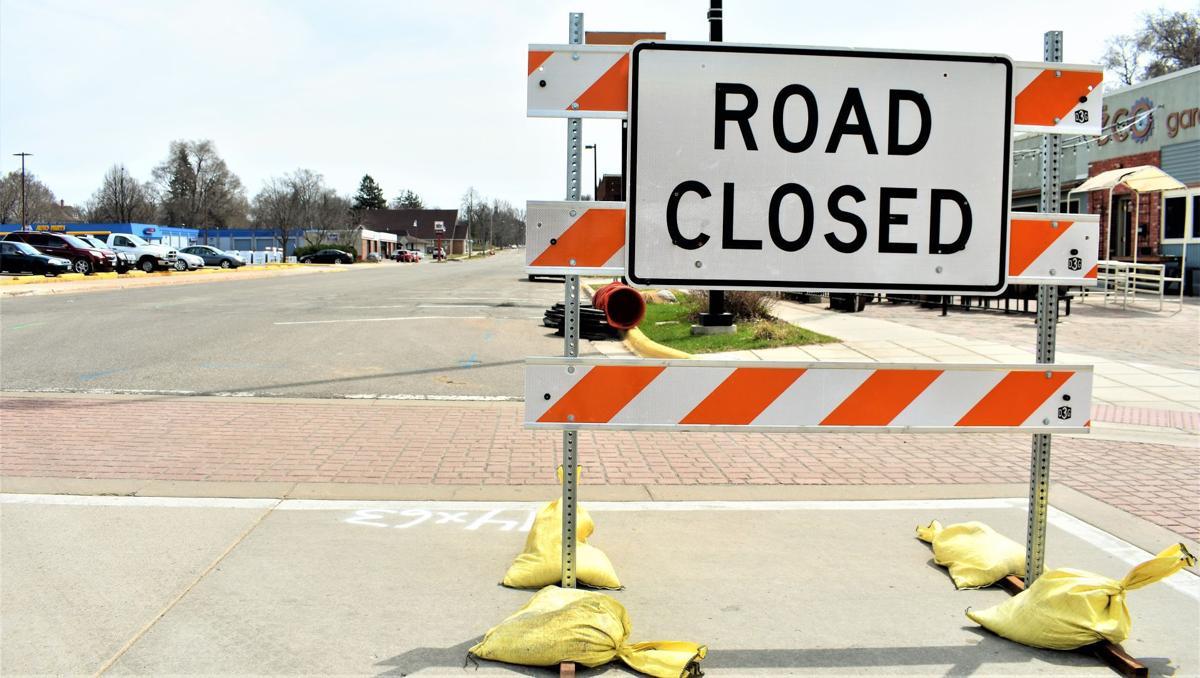Washington Street work begins Wednesday; expect delays