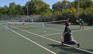 Faribault girls tennis