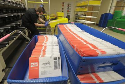Election 2020 Washington Mail Voting