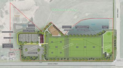 Rec Site Plan