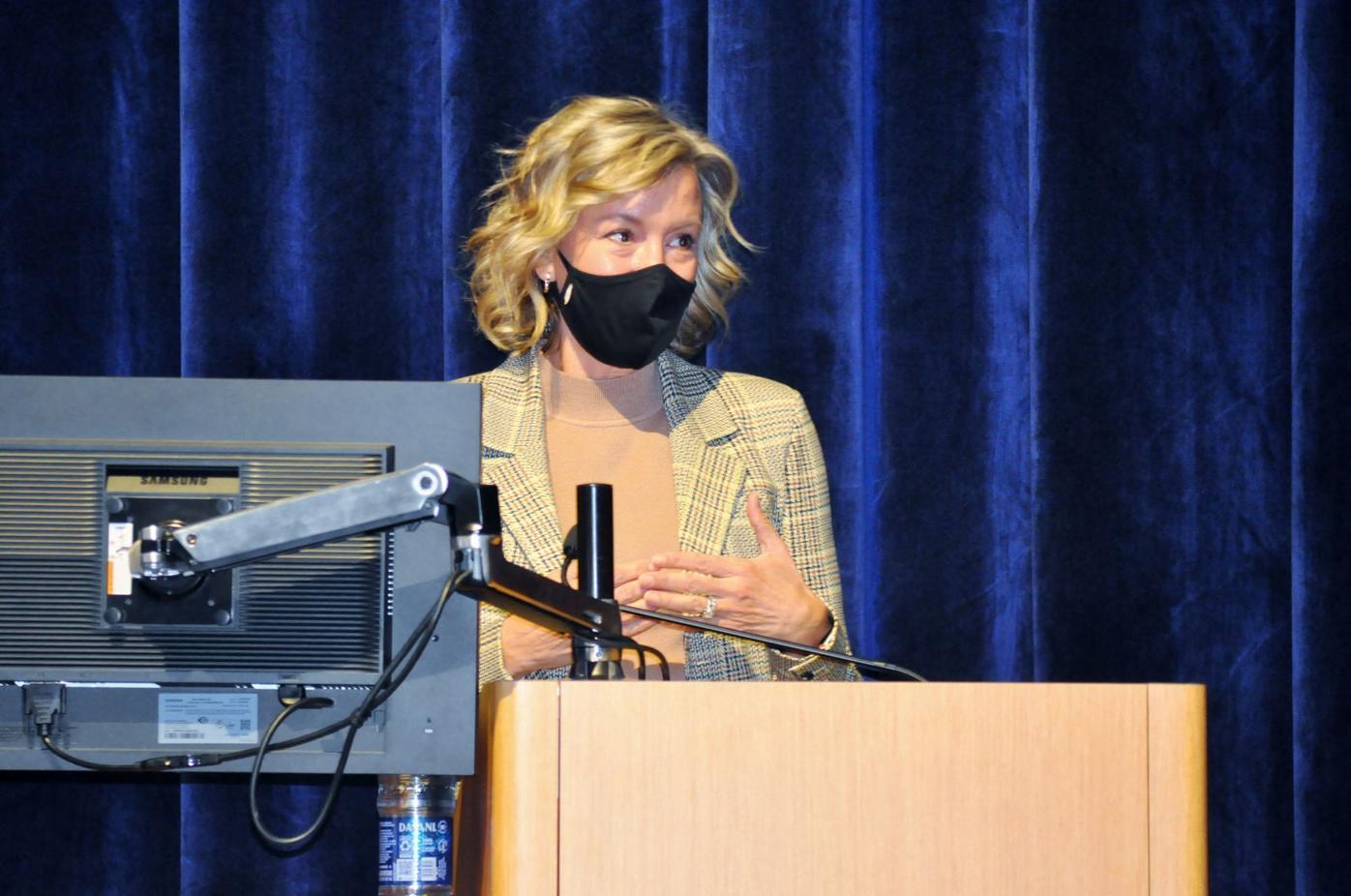 Michelle Redman