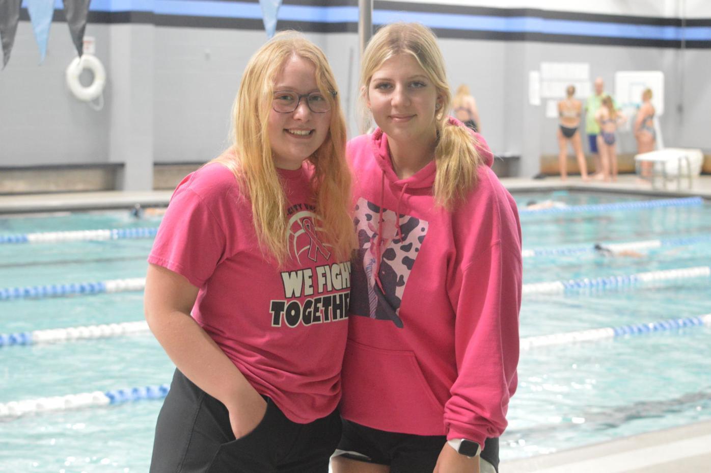 Mackenzie Askland and Kalee Barrington