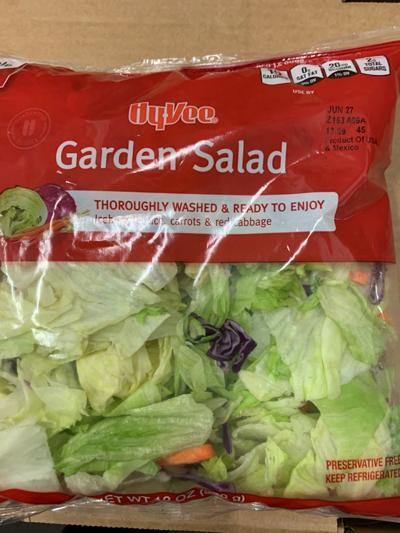 12 oz. Hy-Vee Bagged Garden Salad