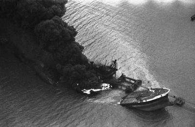 Oil Disasters Ireland 1979