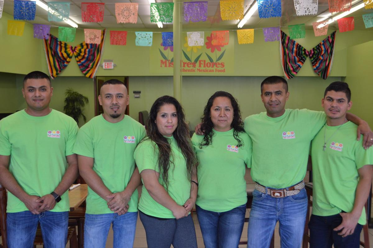 Pablo Rivera grateful for community response to new restaurant Mis Tres Flores