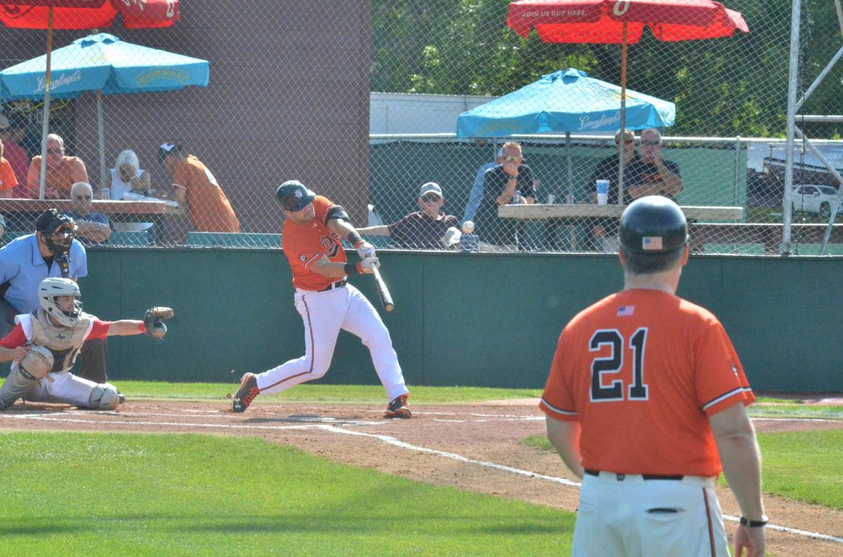 Dukes storm past Coon Rapids with 17 hits in state tourney