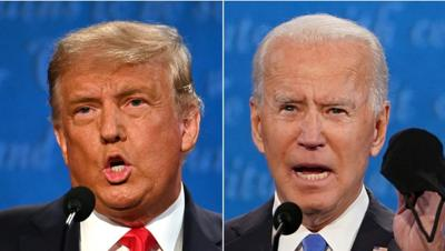 Donald Trump-Joe Biden