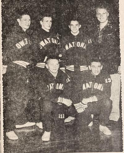 1954 wrestling