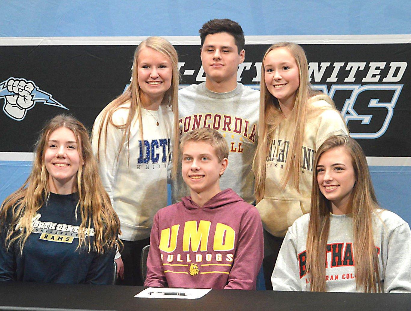 TCU Athletes