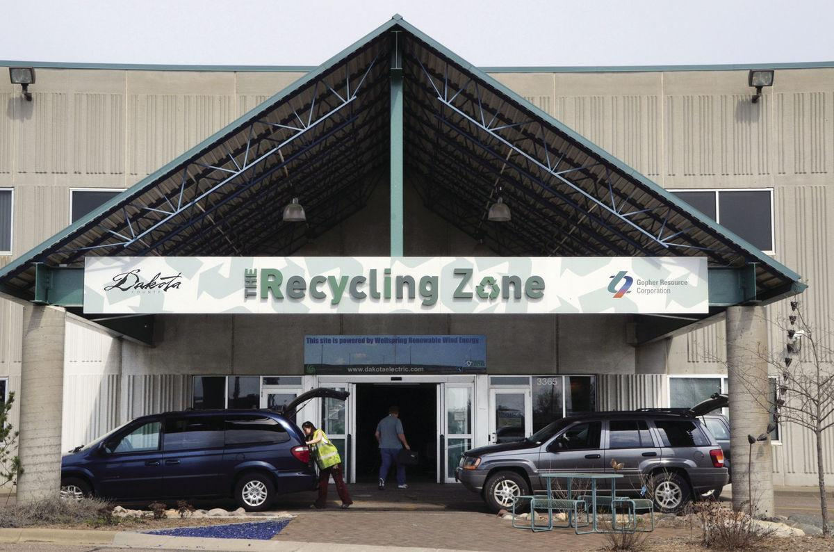Dakota County aims to increase recycling rate to 75 percent by 2030