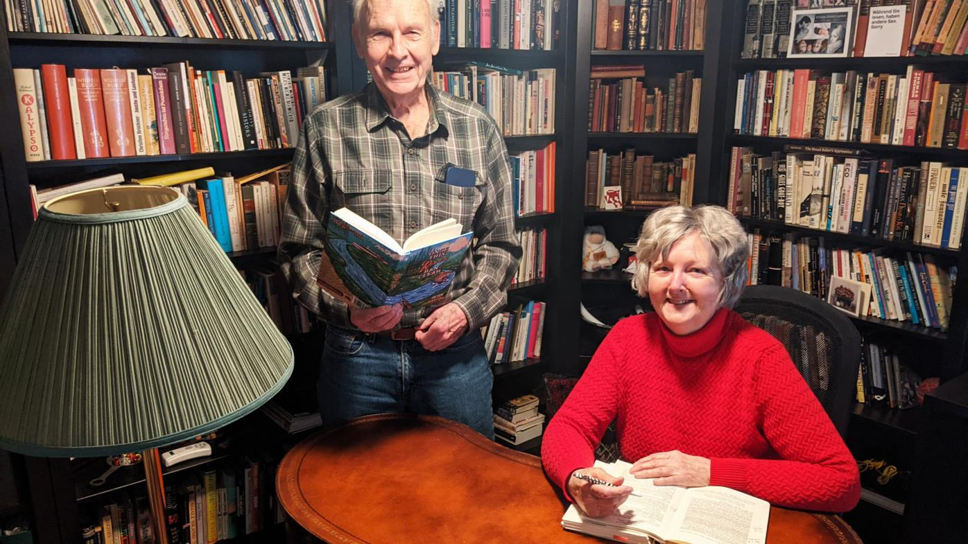 St. Peter husband-wife duo help get local books published