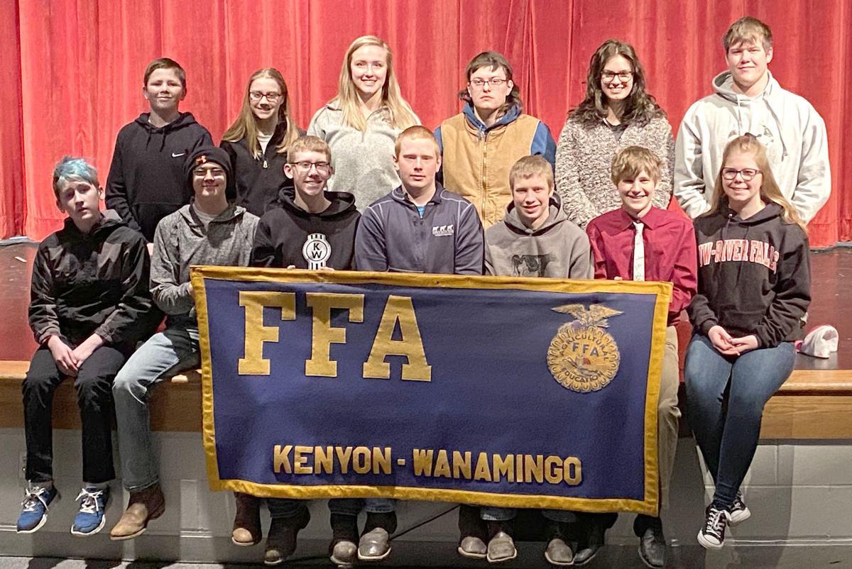 Building the future of America, K-W FFA celebrates National FFA Week