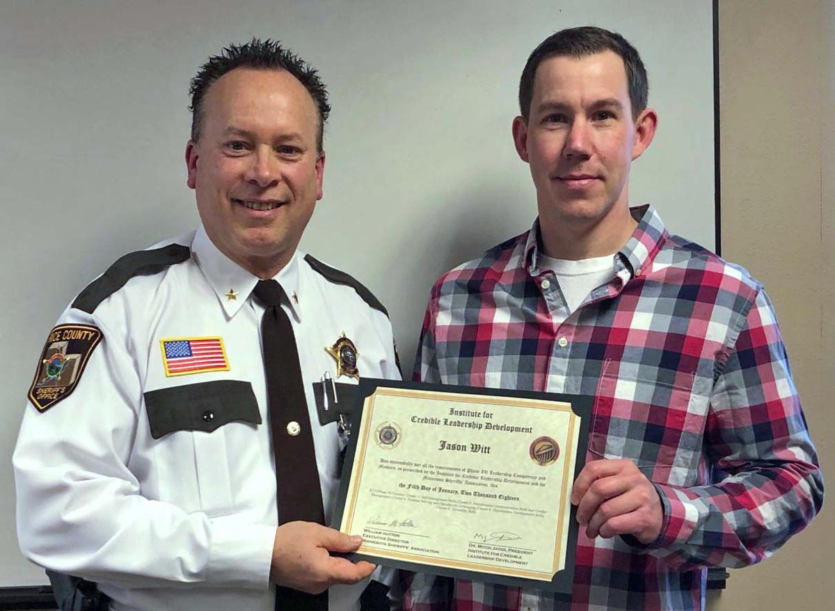 sheriff recognizes staff, residents for life-saving efforts | news