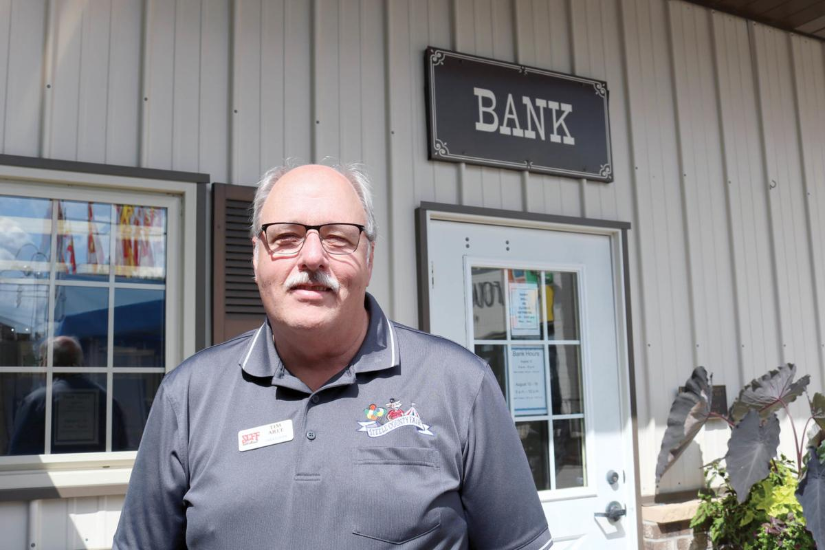 Mr. Moneybags: Tim Arlt celebrates 40 years on the fairgrounds