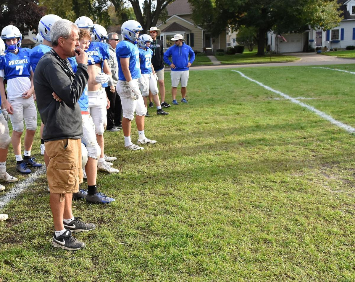 Jeff Williams becomes Owatonna's all-time leader in career wins