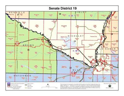 Minnesota Senate District 19