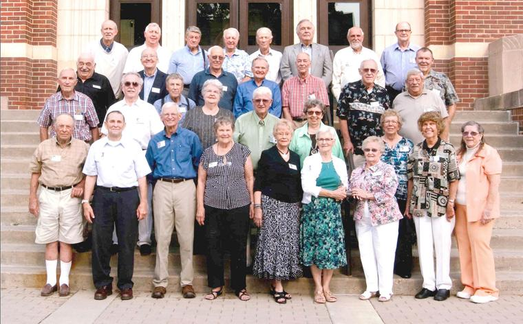 Nhs Class Of 1955 Gathers For 60th Reunion Northfield Mn
