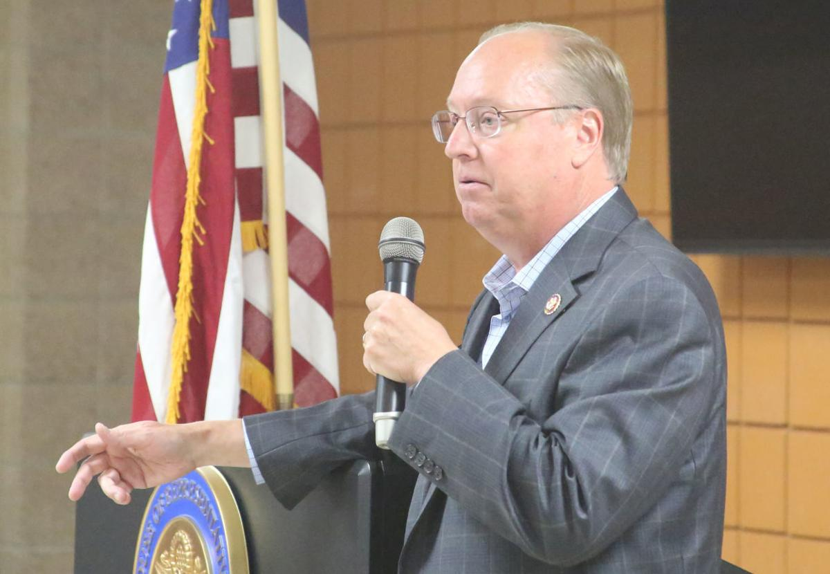Town Hall Tour brings Hagedorn to Faribault