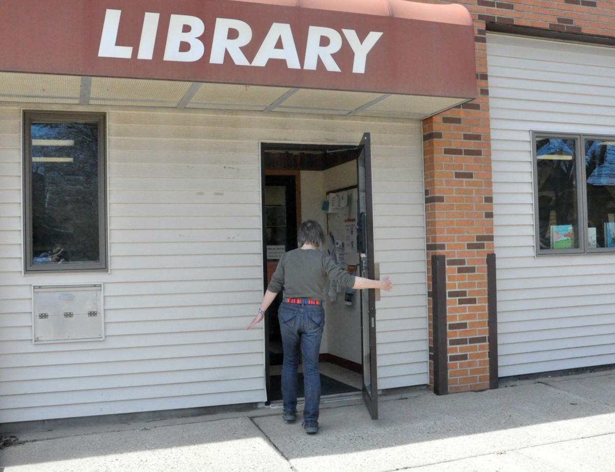 Le Center Library