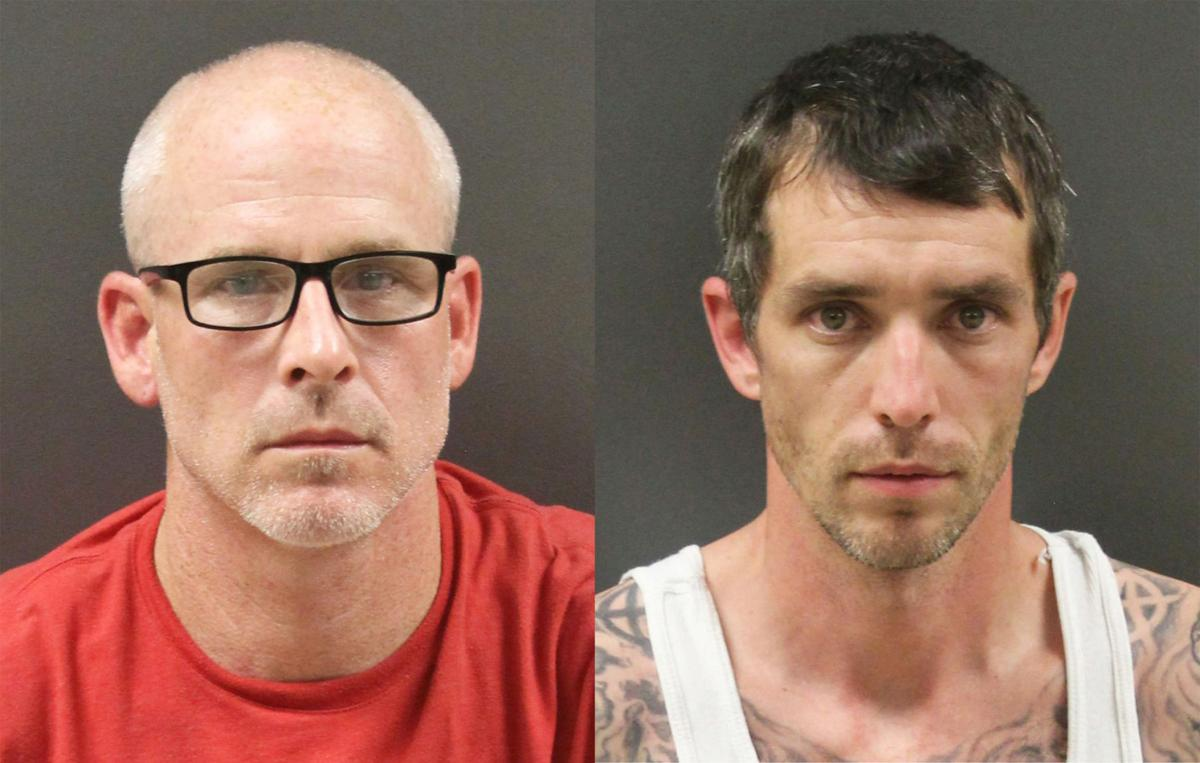 Complaint: 2 men possessing pound of meth are region's 'main source'