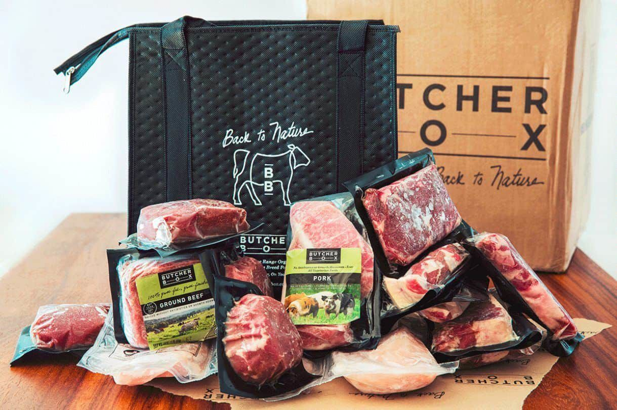 Meat Subscription Boxes