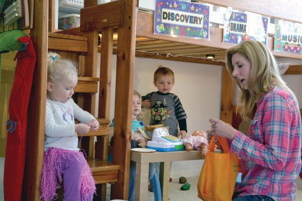 Christy Hanson of Creative Adventures Child Care