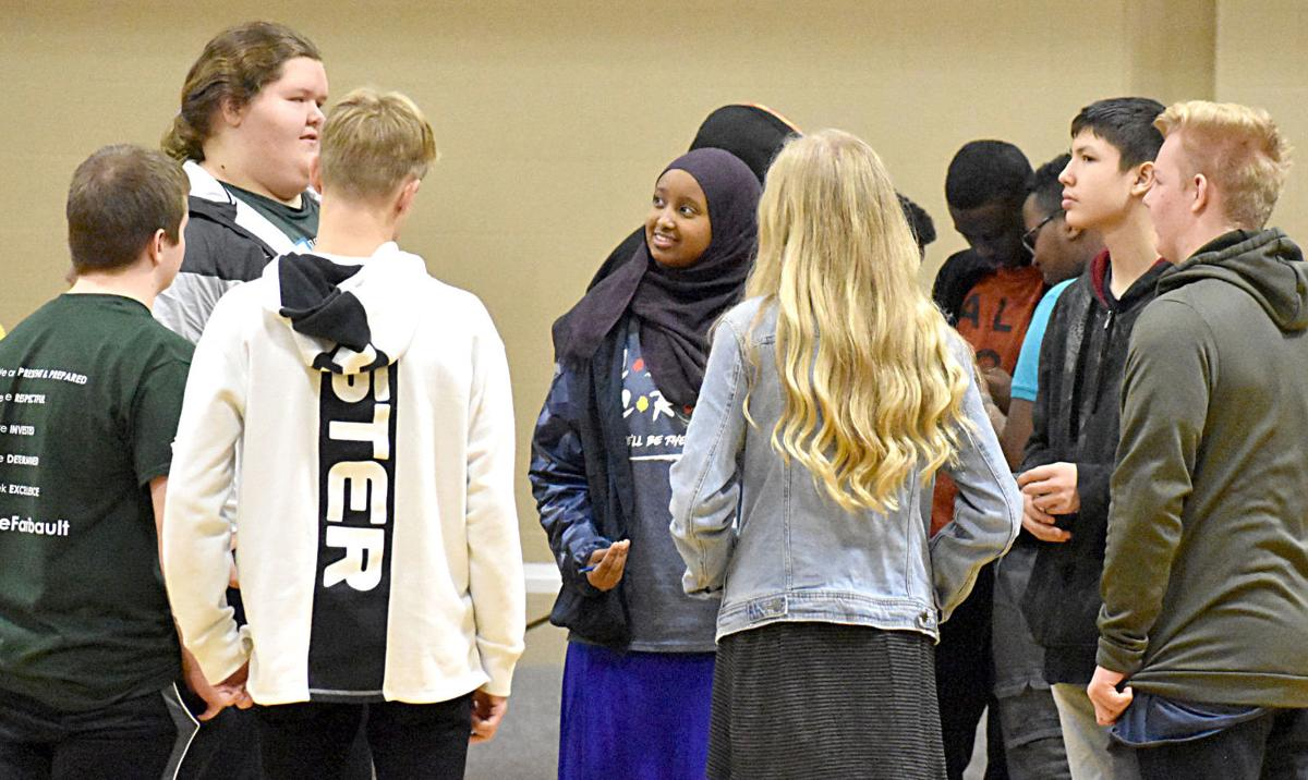 Retreat puts the focus on respecting self and others