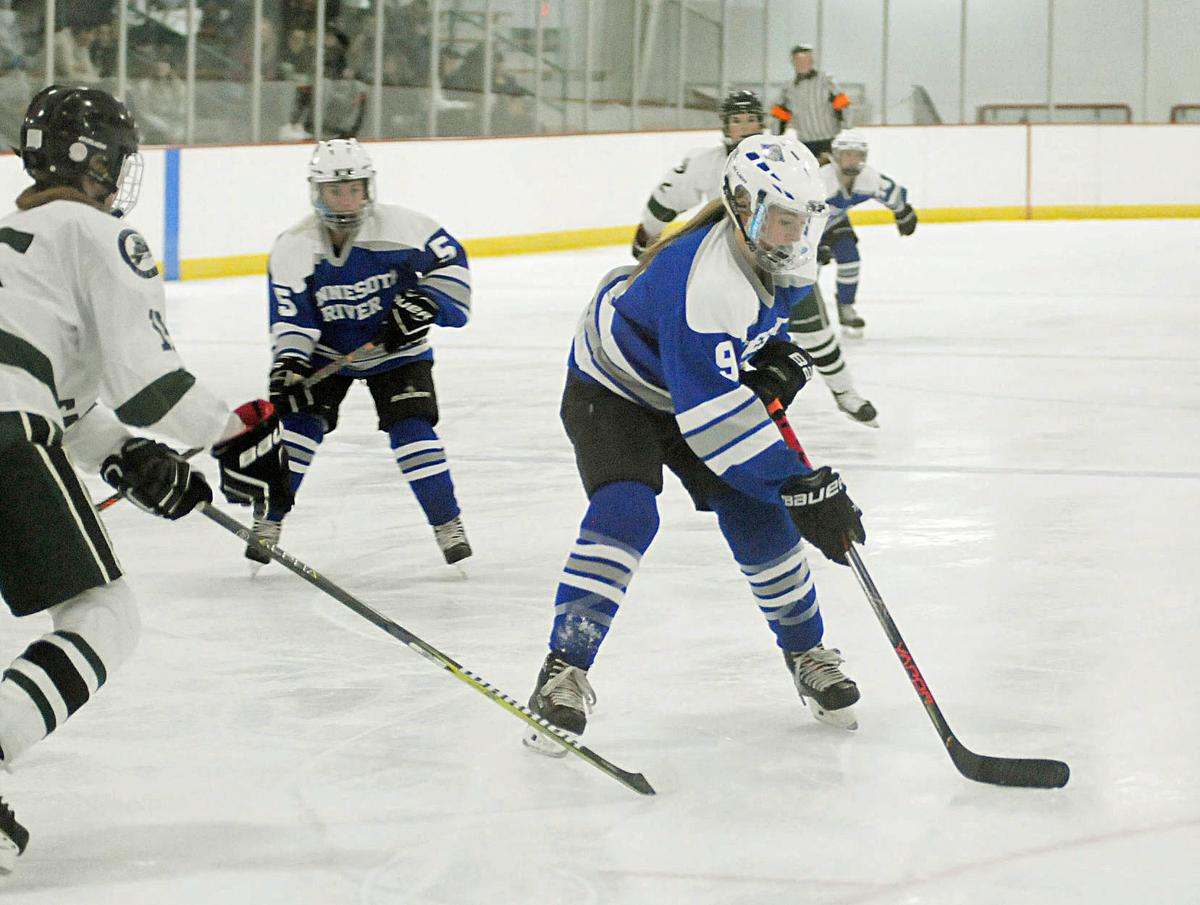 Girls hockey: Faribault wears down Minnesota River to stay undefeated
