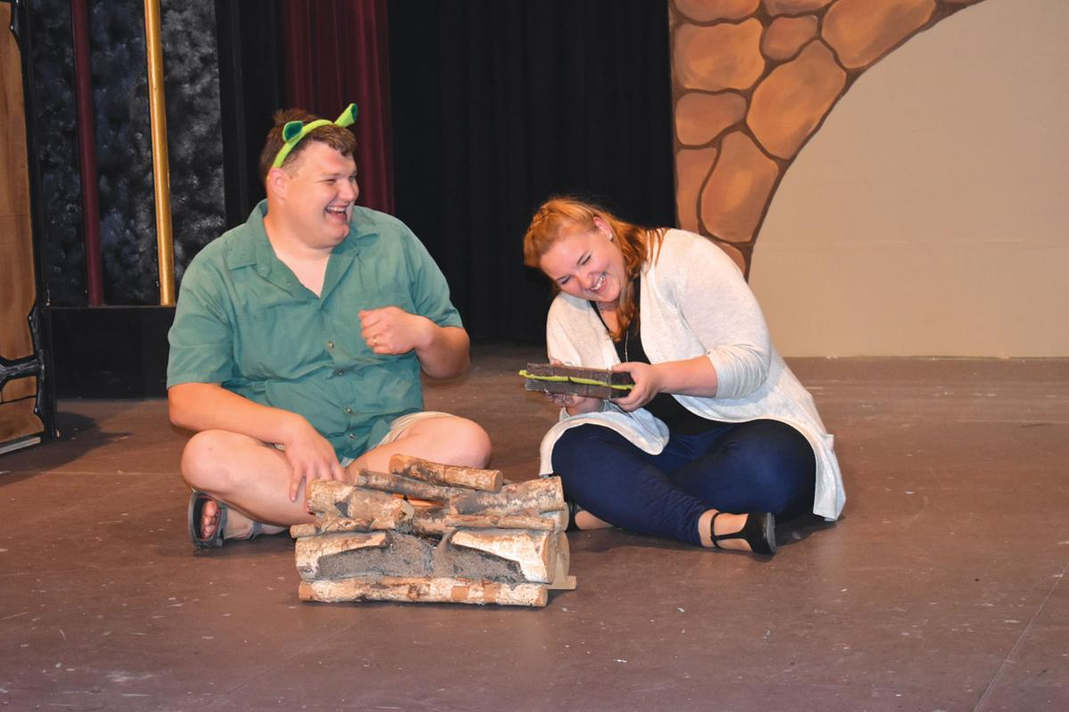 Big green ogre spotted in Owatonna: 'Shrek The Musical' coming to Little Theatre