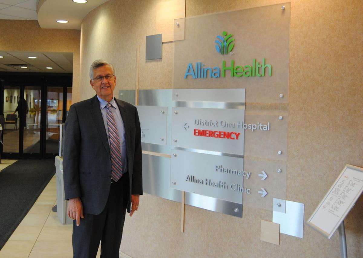 Owatonna Hospital President David Albrecht