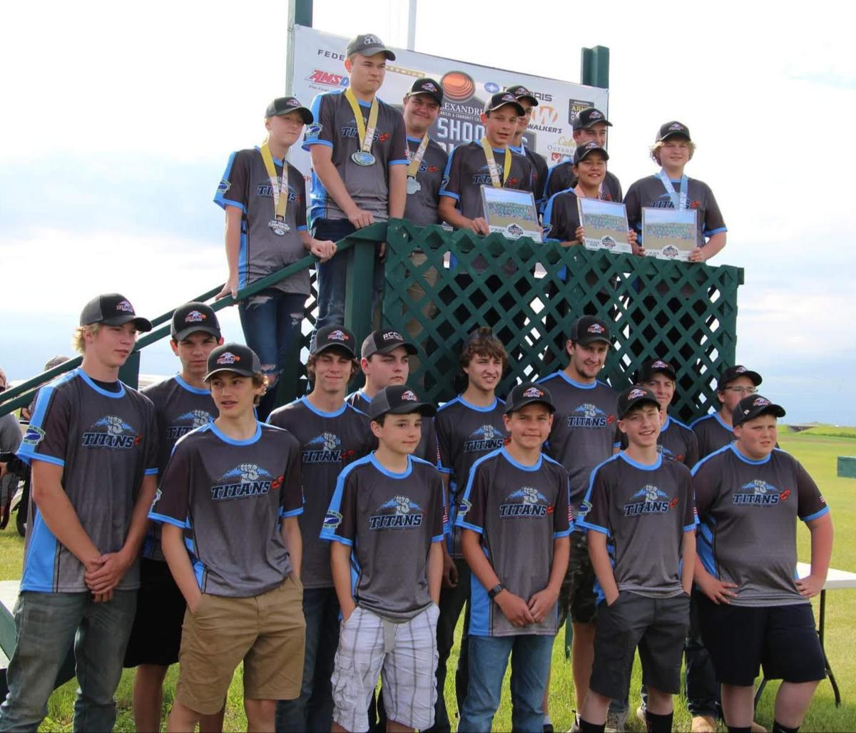 TCU takes 6th place at state shooting championship