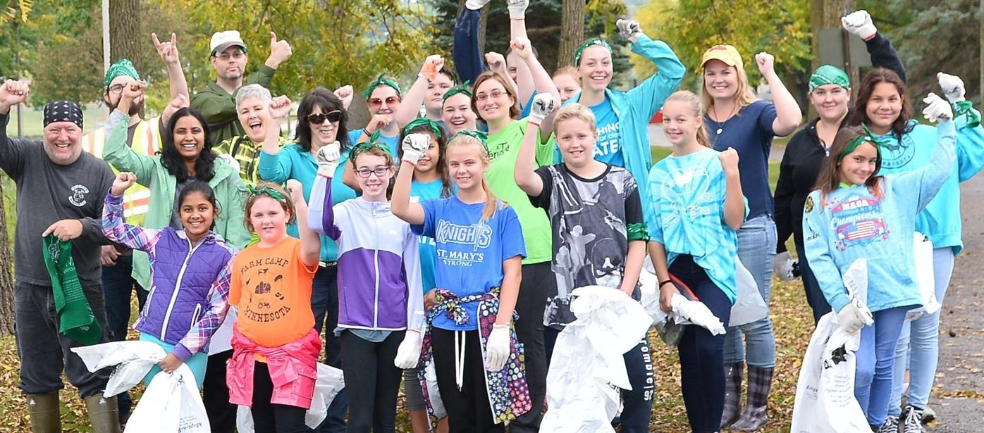 Owatonna CleanUP 2017