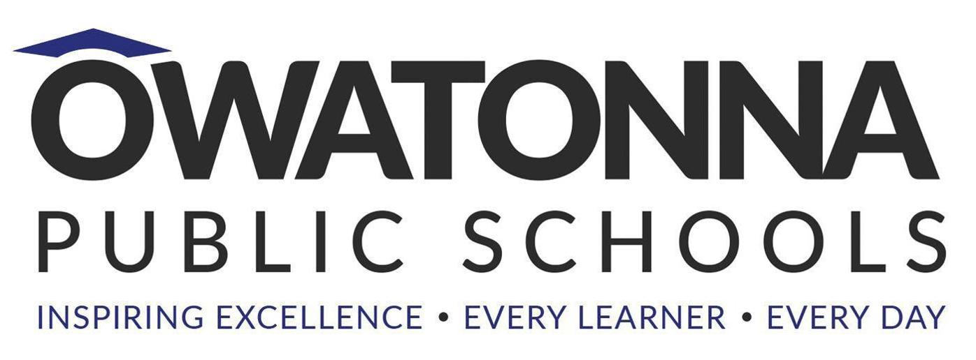 Owatonna Public Schools logo