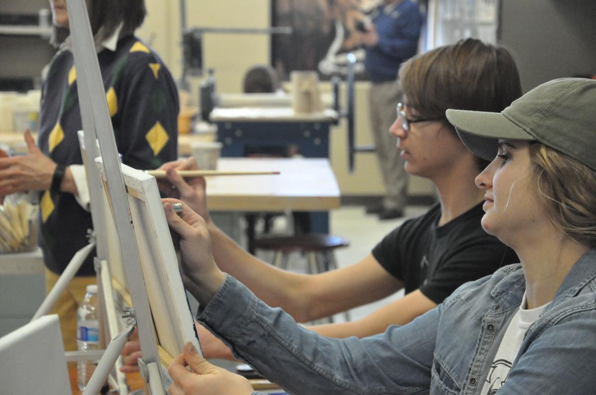 TCU board prepares to review art, social studies curriculums