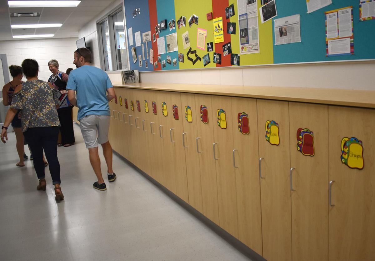 GALLERY: TCU Montgomery shows off repurposed classrooms during open house tour
