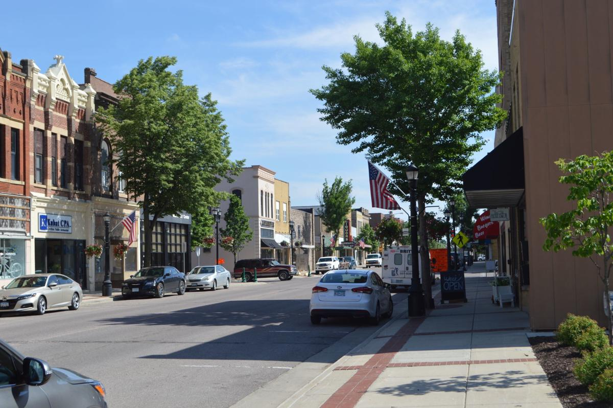 Small Business Revolution producers visit Waseca