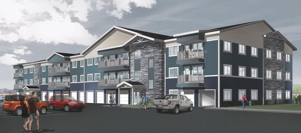 Park Place rendering